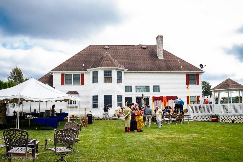 Interfaith Intercultural Indian Wedding in Easton, PA Tarjani Tom Easton Pennsylvania Indian fusion wedding Hindu wedding photography 14