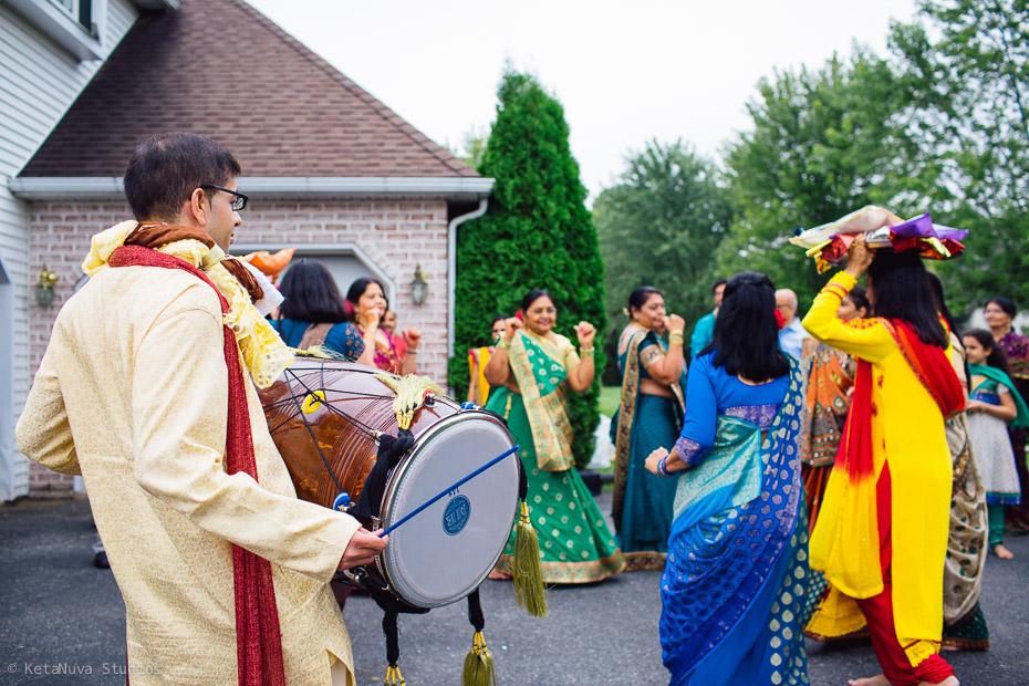 Interfaith Intercultural Indian Wedding in Easton, PA Tarjani Tom Easton Pennsylvania Indian fusion wedding Hindu wedding photography 2