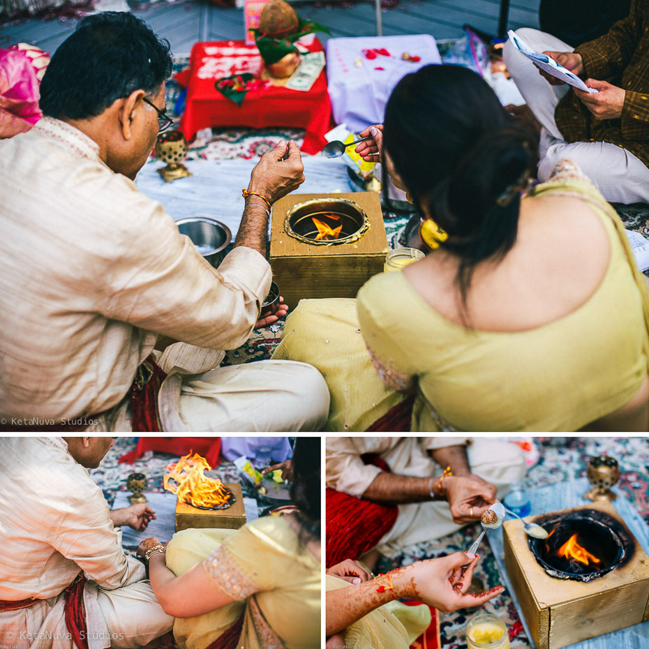 Interfaith Intercultural Indian Wedding in Easton, PA Tarjani Tom Easton Pennsylvania Indian fusion wedding Hindu wedding photography 3