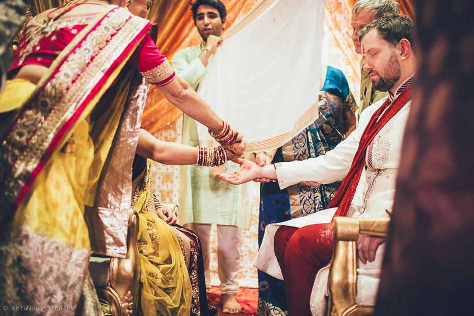 Interfaith Intercultural Indian Wedding in Easton, PA Tarjani Tom Easton Pennsylvania Indian fusion wedding Hindu wedding photography 39