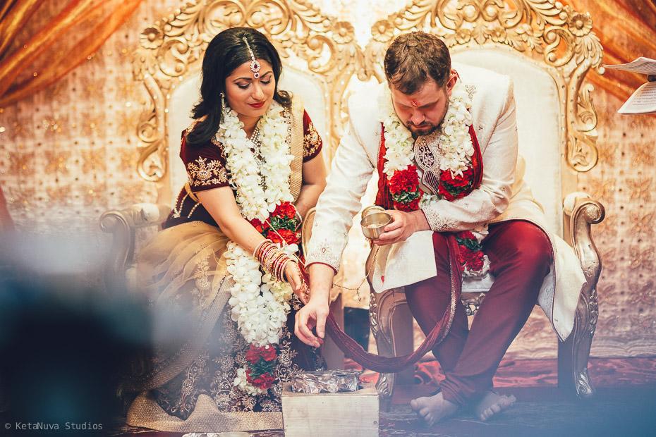 Interfaith Intercultural Indian Wedding in Easton, PA Tarjani Tom Easton Pennsylvania Indian fusion wedding Hindu wedding photography 44