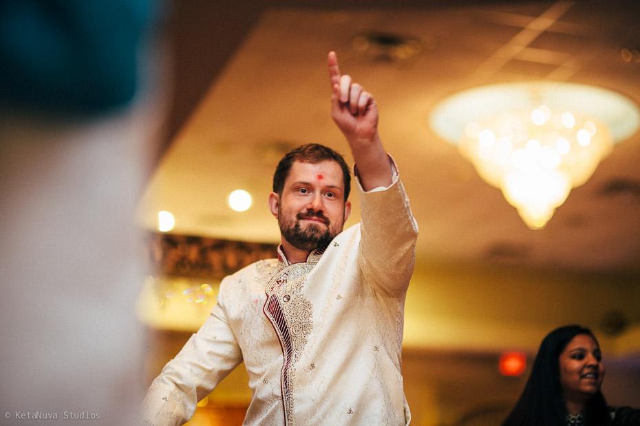 Interfaith Intercultural Indian Wedding in Easton, PA Tarjani Tom Easton Pennsylvania Indian fusion wedding Hindu wedding photography 55