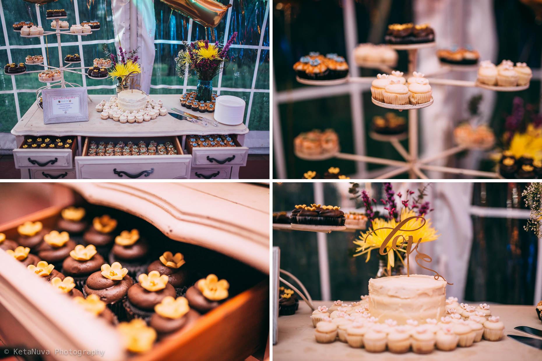 Sunken Garden - Lauxmont Farms Wedding | Aubrey & Barrett Lauxmont Farms Wedding Sunken Garden 003