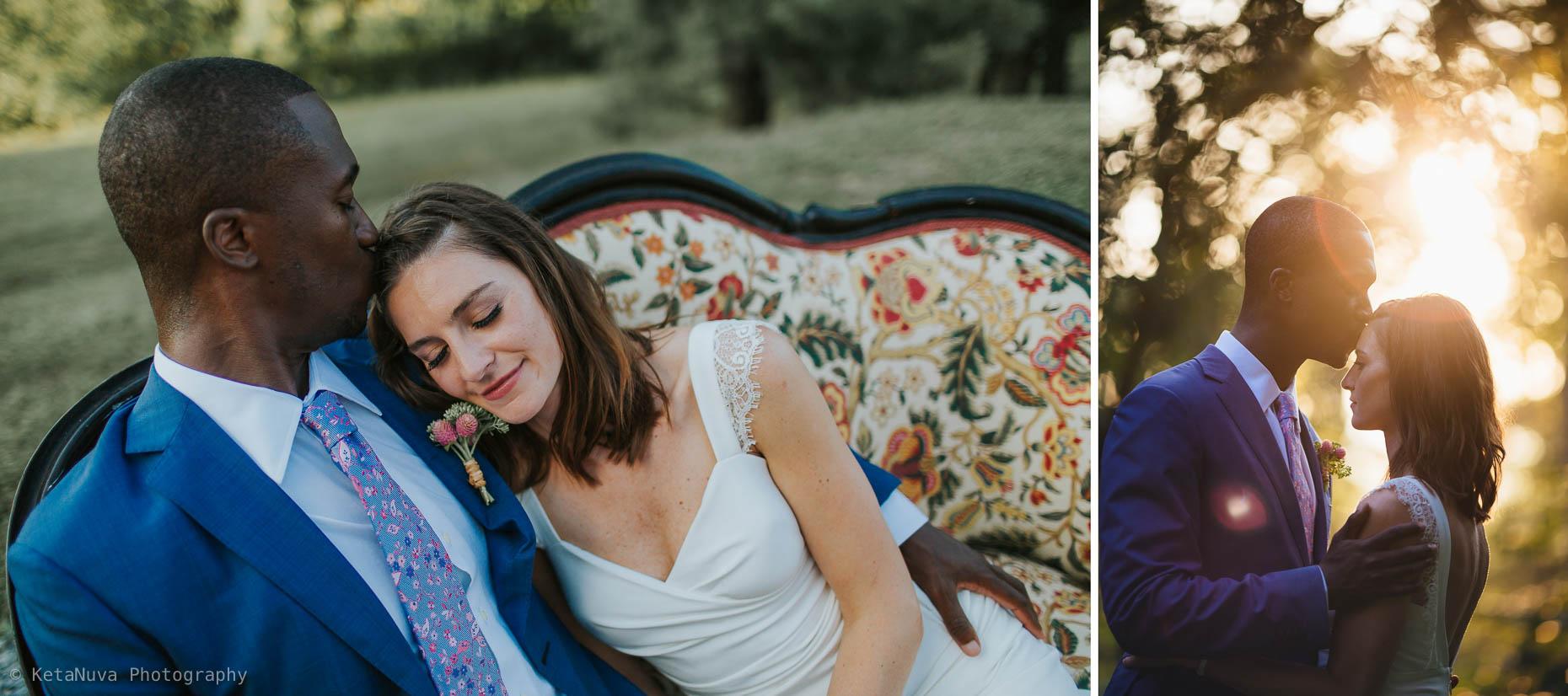 Sunken Garden - Lauxmont Farms Wedding | Aubrey & Barrett Lauxmont Farms Wedding Sunken Garden 014