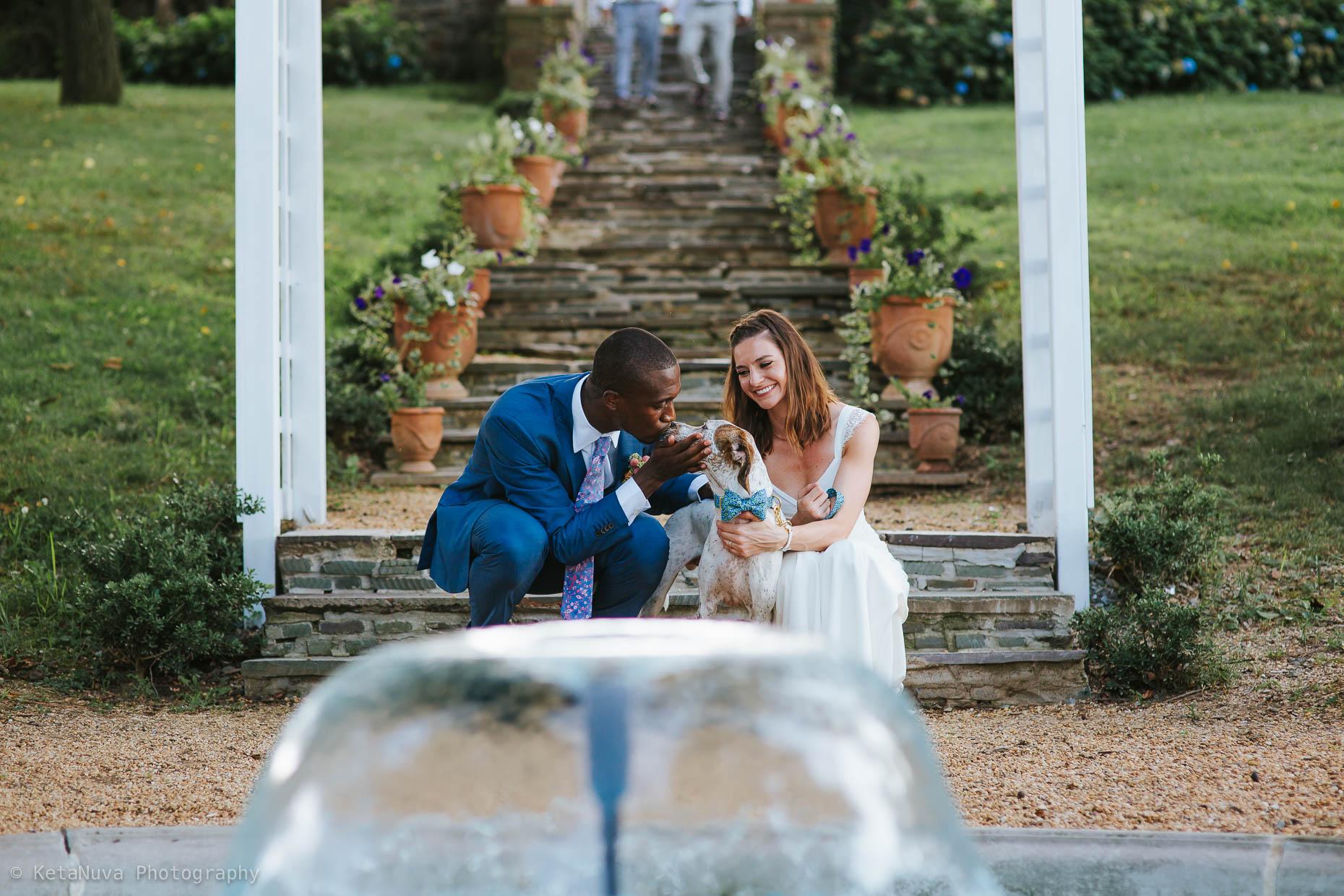 Sunken Garden - Lauxmont Farms Wedding | Aubrey & Barrett Lauxmont Farms Wedding Sunken Garden37