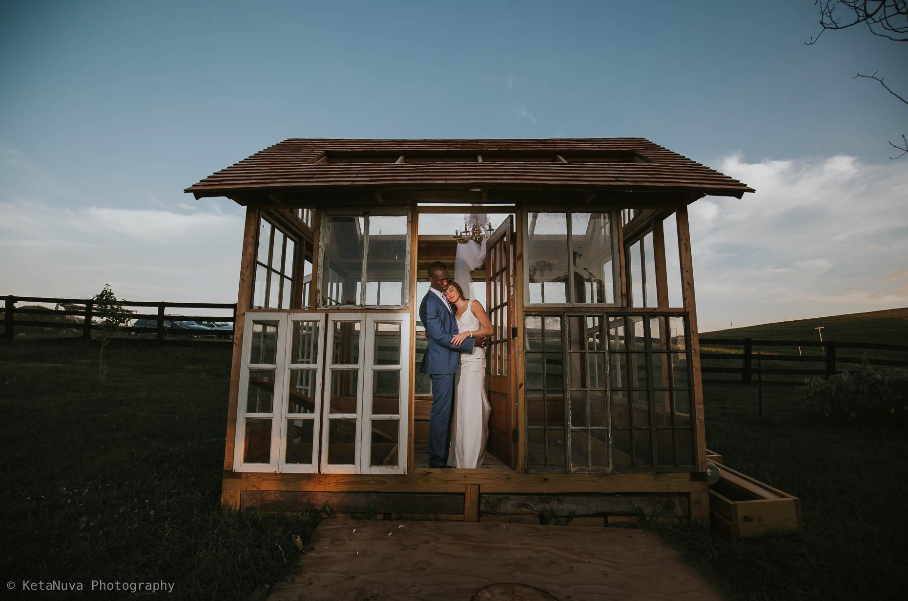 Sunken Garden - Lauxmont Farms Wedding | Aubrey & Barrett Lauxmont Farms Wedding Sunken Garden38