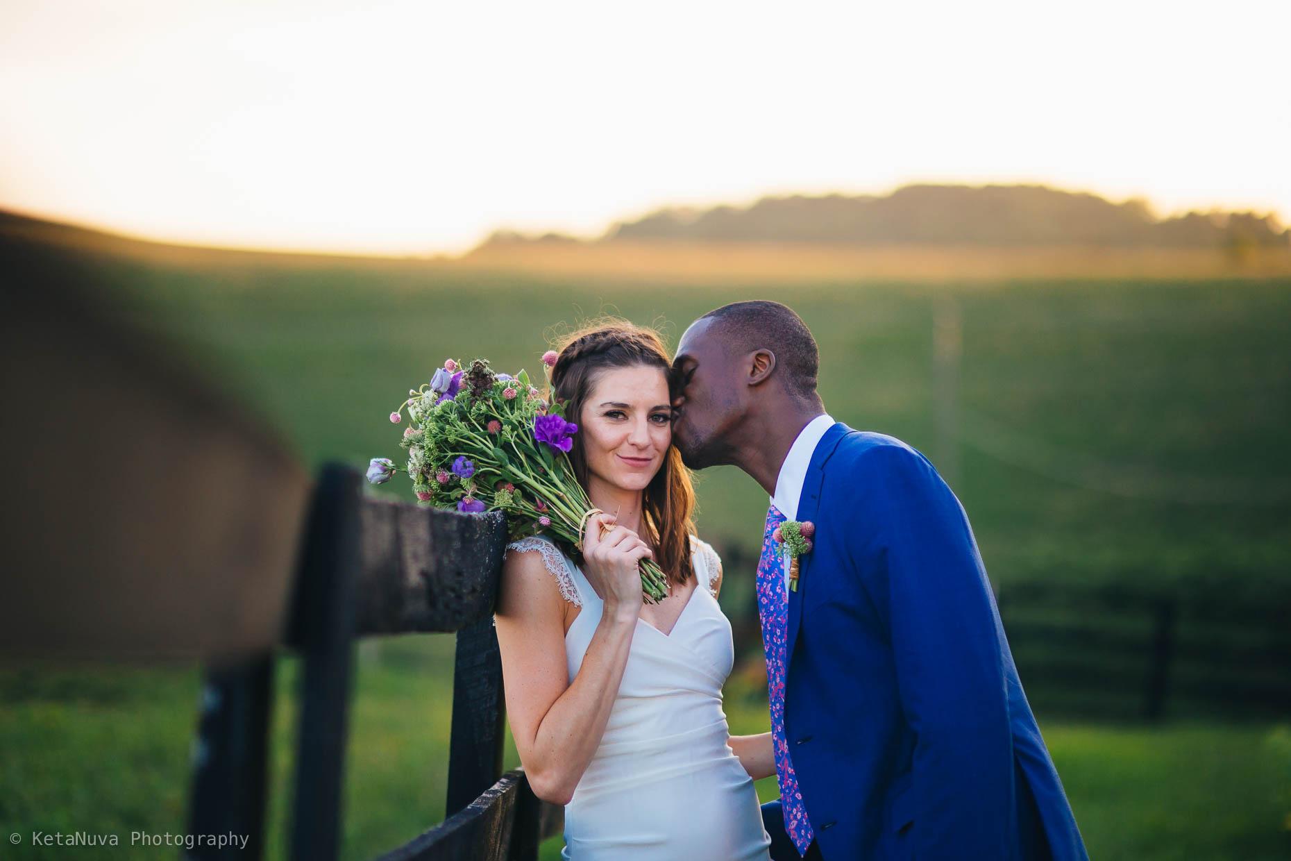 Sunken Garden - Lauxmont Farms Wedding | Aubrey & Barrett Lauxmont Farms Wedding Sunken Garden39